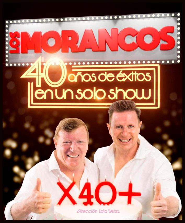 Venta De Entradas Los Morancos 40 Años De éxitos En Un Solo Show Plaza De Toros De Osuna Osuna Sevilla Giglon