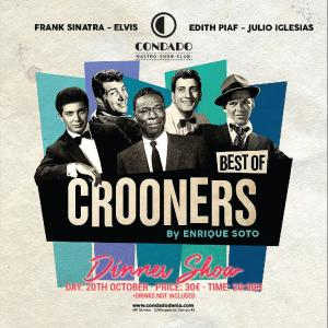 BEST OF CROONERS DINNER SHOW VENTA DE ENTRADAS